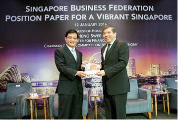 SBF Position Paper for a Vibrant Singapore